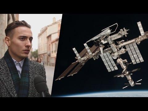 [Micro-trottoir] Au fait, c'est quoi l'ISS ?