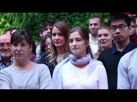 Jeunes chercheurs : inventer l'espace de demain